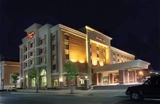 Hampton Inn by Hilton Schenectady - Downtown